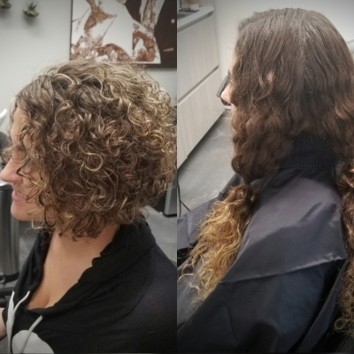 highlight and cut, before and after